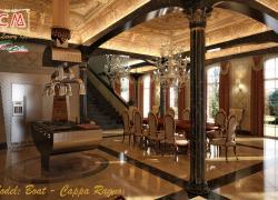 L'arredo di lusso italiano è Design