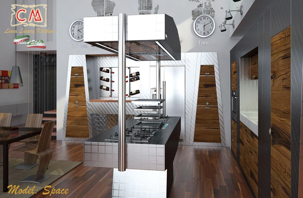 Le cucine personalizzate di CM Linea, creiamo atmosfere